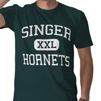 singer hornets high school