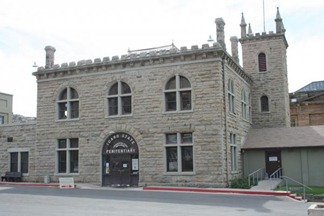 old idaho penitentiary