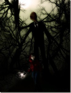 The Slender Man | Der Großmann